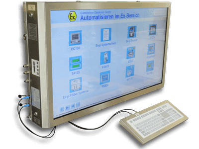 Gönnheimer BBO ATEX display